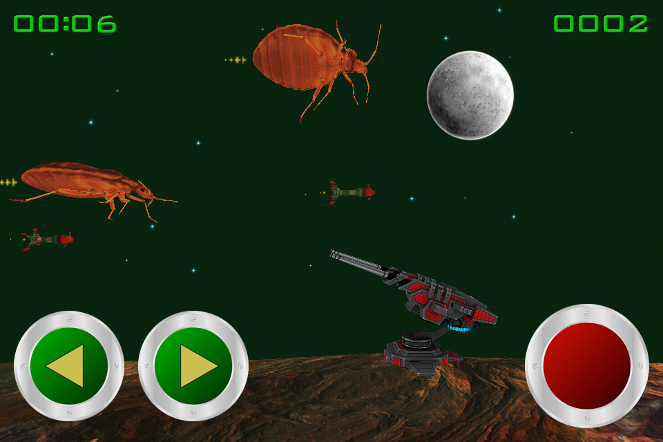 Screenshot Bedbugs3D