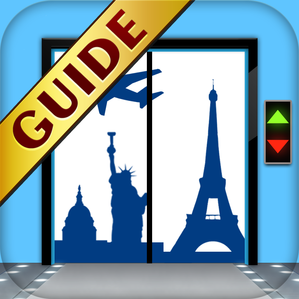 100 Floors World Tour - Official Cheats Guide - Tobi Apps Lim...