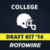 RotoWire College Football Draft Kit 2014