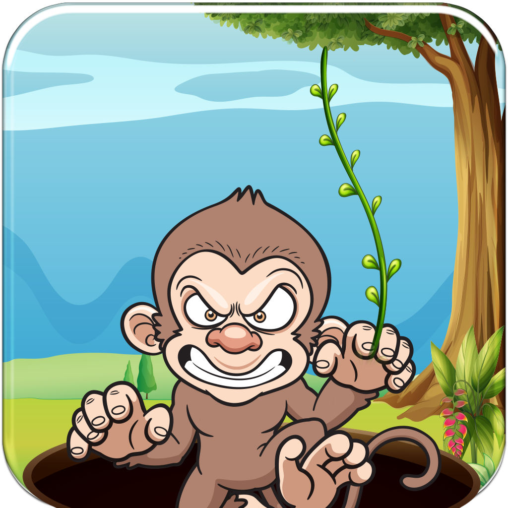 Smack the Angry Monkey King - Take A Super Shot Blast at His Face! Pro